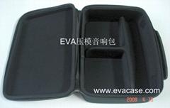 molded eva case for sound box