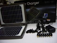 soalr charger for laptop