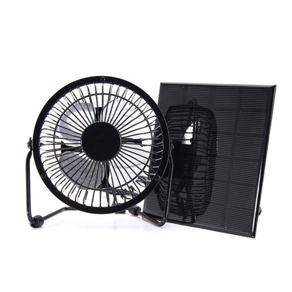 Solar Powered Fan 8inch Free Energy Power Ventilator for Greenhouse Motorhome 1