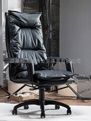 高級大班皮椅