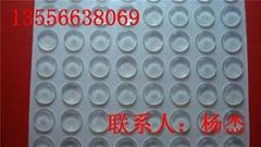 自粘透明玻璃防滑胶垫生产厂家