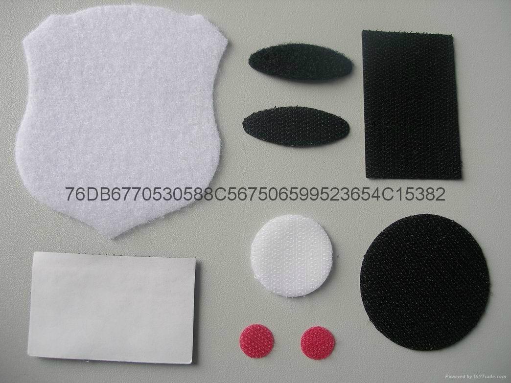 背胶魔术贴模切成型生产厂家 4