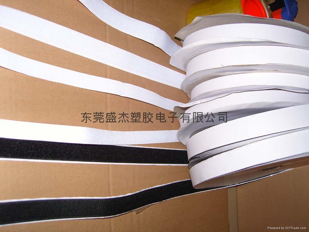 背胶魔术贴模切成型生产厂家 1