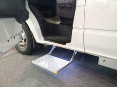 房车用电动折叠脚踏板