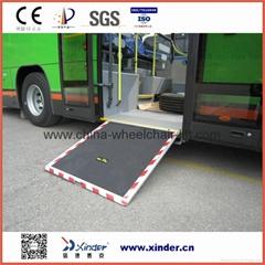 電動輪椅昇降導板裝置