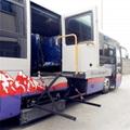 客车用轮椅升降机 无障碍电动轮
