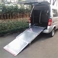 面包车后门专用残疾人轮椅手动上