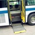 旅游车踏步式轮椅升降机升降台