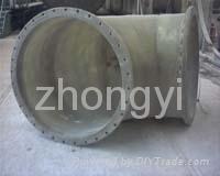 玻璃鋼管件