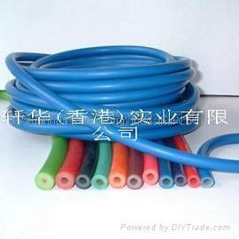 天然乳膠管 1