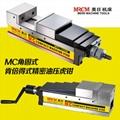Precision MC times the hydraulic vise