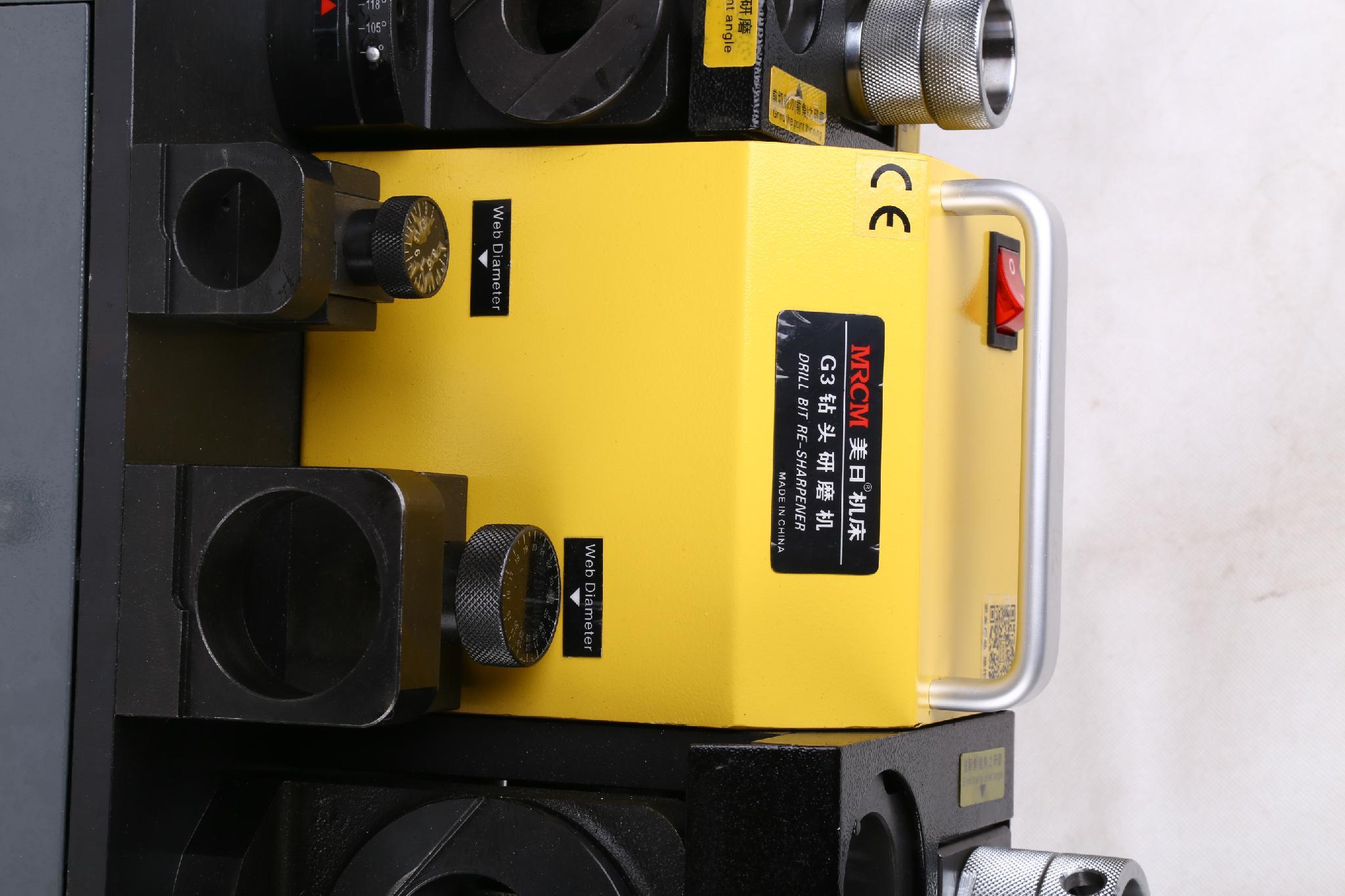 ф3-32復合鑽頭研磨機 4