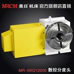CNC數控分度盤