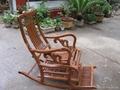 花梨木搖椅