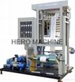 联体型高低压吹膜机