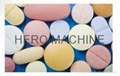 Food/medicinal mixing granules machine