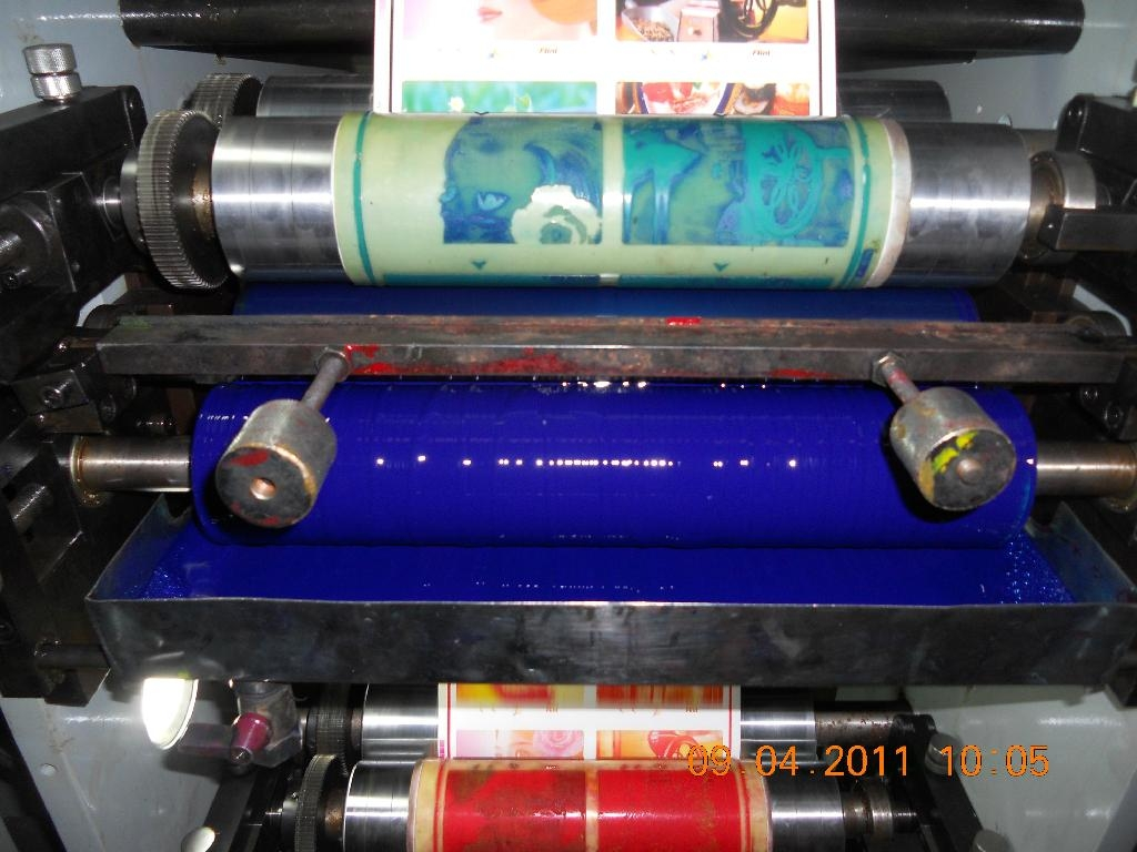 Full-automatic Flexible Edition Printer 4