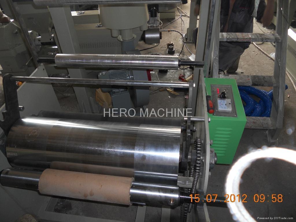 Double-colour Striped Film Blowing Machine 3