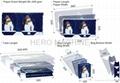HD-960 Sheet Feeding Type Paper Handbag Machine
