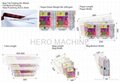 HR1100-I Semi Automatic Type Paper Bag Tube Forming Machine 3