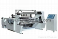 Horizontal Paper Slitting & Rewinding Machine