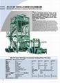 多層共擠(上吹旋轉牽引式)包裝薄膜吹膜機 2