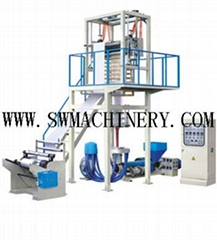 PE High & low-pressure Blowing Film Machine