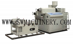 Single/Double-layer Co-extrusion Stretch Film Making Machine