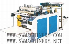Computer Heat-sealing & Heat-cutting Bag-making Machine(double lines)