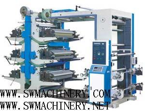 六色柔板印刷機 1
