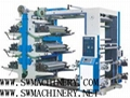 Six-Colour Flexo Printing Machine