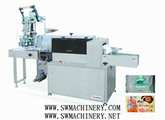 Wet Tissue Packaging Machine