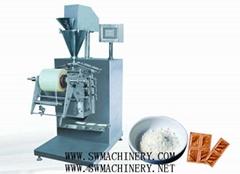 Pharmaceutical industry vertical packaging machines