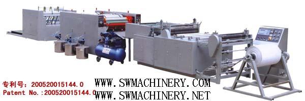 DX-2006 M Knitting Bag Cutting Printing Machine Group