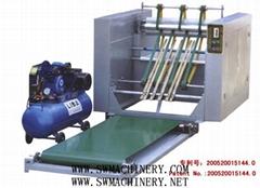 DS-120型自动收袋机