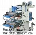 YT型系列双色柔性凸版印刷机