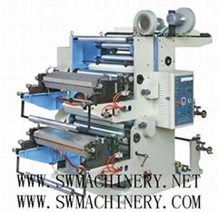 YT Two-color Series Flexo Printing Machine