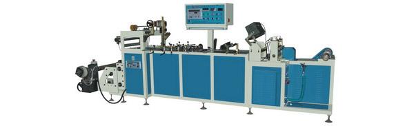 High speed center sealing and gelatinize machine