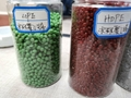 extruder plastic granules shredder granules making machine recycling