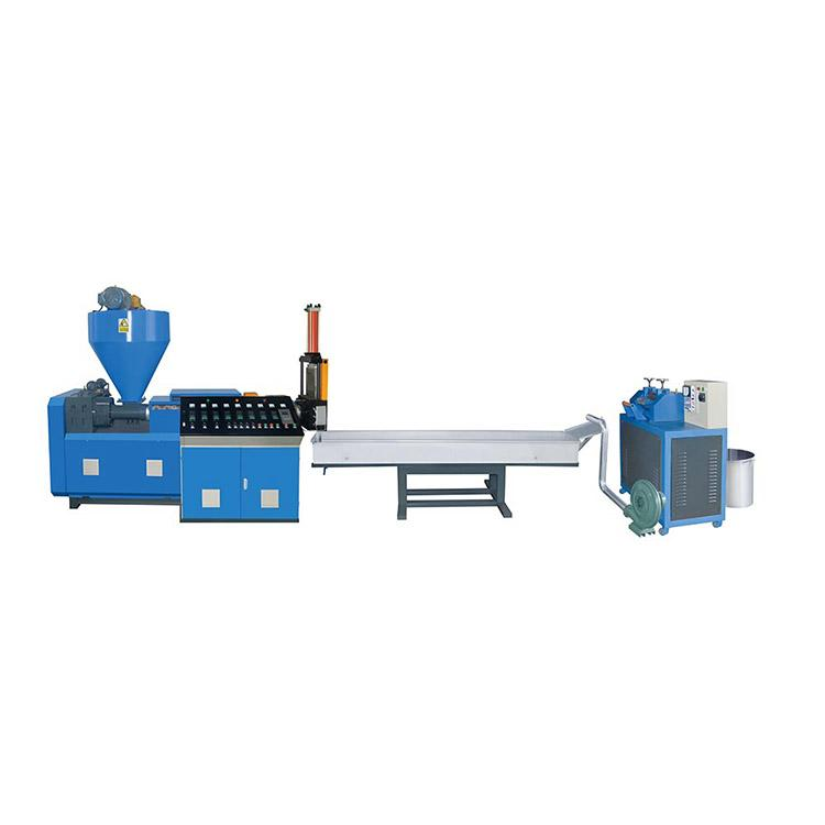 double stage extruder hdpe cost plastic recycling machine in india 1