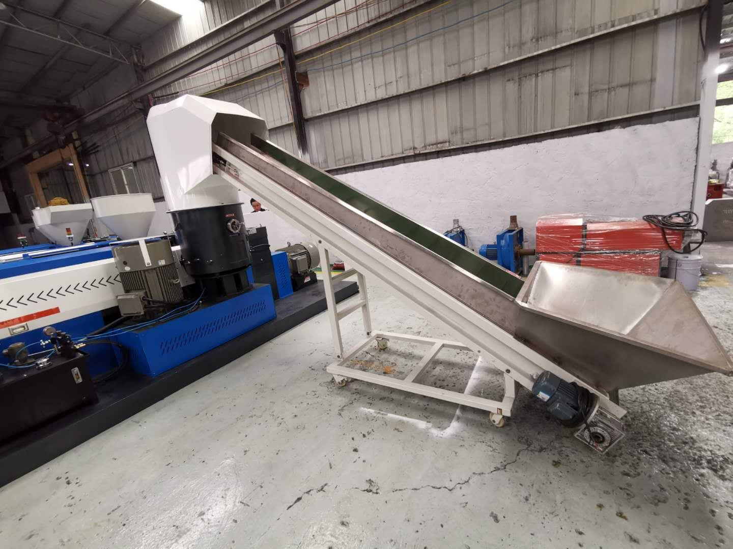 double stage extruder hdpe cost plastic recycling machine in india 5