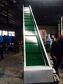 extruder fully automatic waste plastic recycling pelletizing machine 5