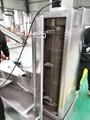 polyethylene double screw pp pe film waste plastic recycling machine