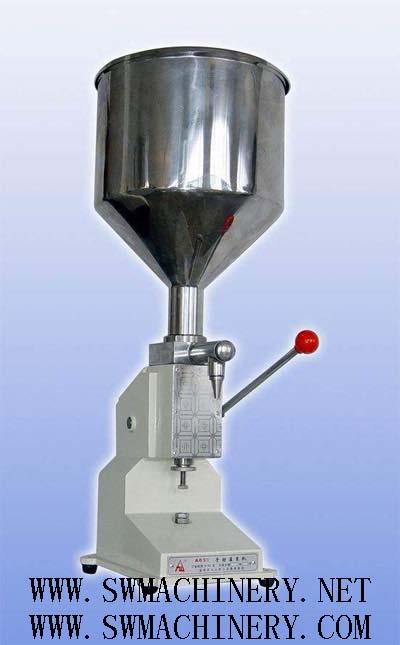 A03型手動灌裝機 1
