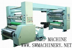 Solvent Less Coating And Lamination machine