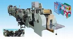 HD-340 Sheet Feeding Paper Handbag Making Machine