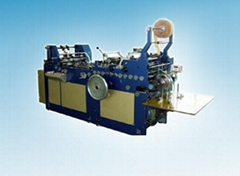 FULL-AUTOMATIC PEELING PAPER OR WINDOW-FILM STICKING MACHINE