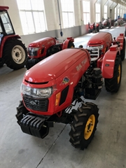TY greenhouse tractor