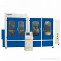automatic rotary blow molding machine