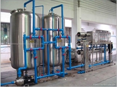 8000L/H Water Processing Machine, Water